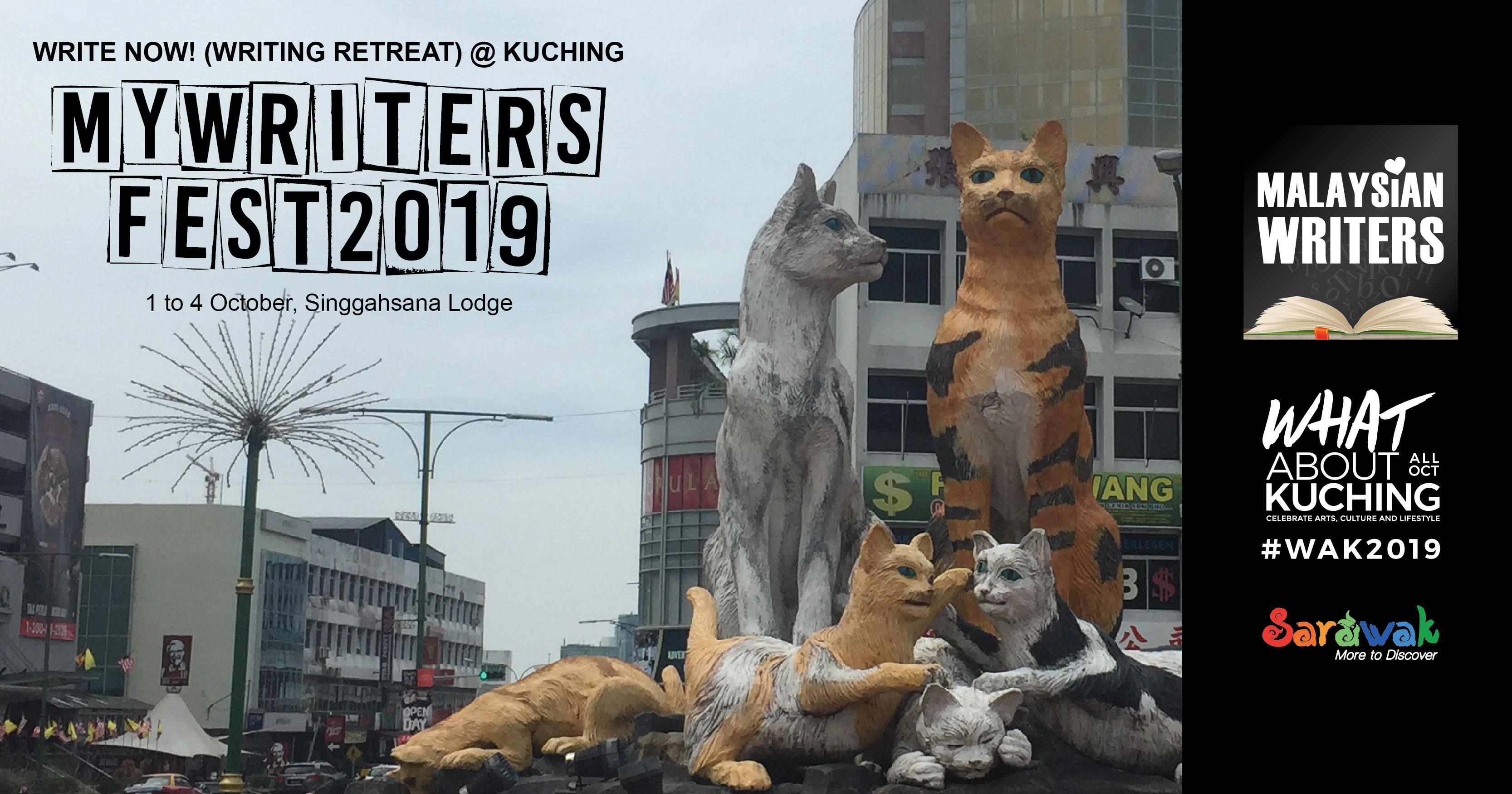 MYWritersFest2019 – Malaysian Writers Society